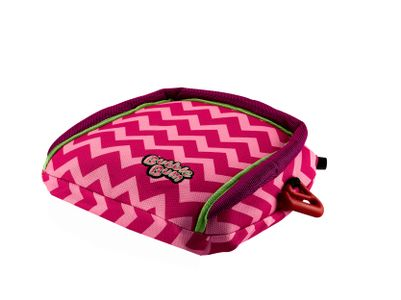 BubbleBum BubbleBum - Inflatable Child's Safety Booster Seat - Raspberry (181102)