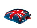 BubbleBum BubbleBum - Inflatable Child's Safety Booster Seat - Union Jack