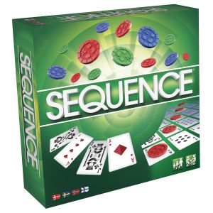 - UNKNOWN - Sequence - The Board Game (GOL7002) (GOL7002)