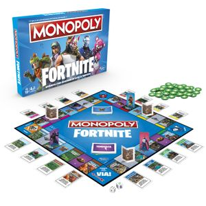 - UNKNOWN - Monopoly - Fortnite Edition (1119739)