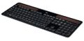 LOGITECH Logitech - Wireless Solar Keyboard K750 Nordic