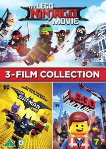 - UNKNOWN - LEGO THE MOVIES (3 FILMS) (N088972DSP01)