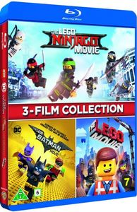 - UNKNOWN - LEGO THE MOVIES (3 FILMS) (N088972BSP01)