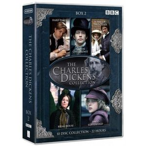 - UNKNOWN - Charles Dickens Collection - Box 2 - DVD (06302IN)