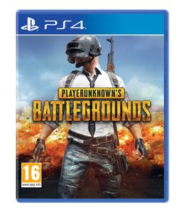 - UNKNOWN - Playerunknown's Battlegrounds (PUBG) (Nordic) (9788812)