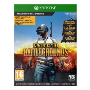 - UNKNOWN - Playerunknown's Battlegrounds (Code in a Box) (1078305)