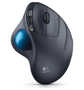 LOGITECH Logitech - M570 Wireless Trackball (910-002090)