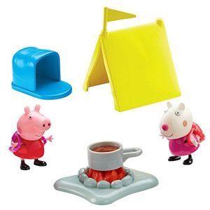- UNKNOWN - Peppa Pig - Peppa and Suzy Camping set (905-06496) (905-06496)