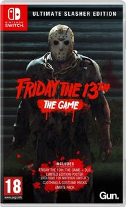 - UNKNOWN - Friday the 13th (Ultimate Slasher Edition) (1134824)
