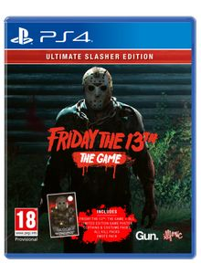 - UNKNOWN - Friday The 13th - The Game Ultimate Slasher Edition (1103877)