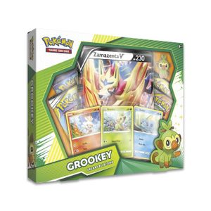 - UNKNOWN - Pokémon - Poke Box Galar Collection - Grookey (1143148)