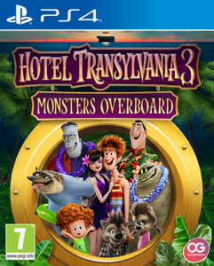 - UNKNOWN - Hotel Transylvania 3: Monsters Overboard (1095742)