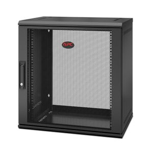 APC NetShelter WX 12U Single Hinged Wallmoun (AR112SH4)
