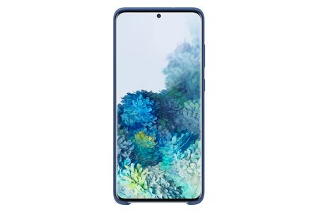 SAMSUNG Silicone Cover S20+, Navy Silicone Cover Galaxy S20+ (EF-PG985TNEGEU)