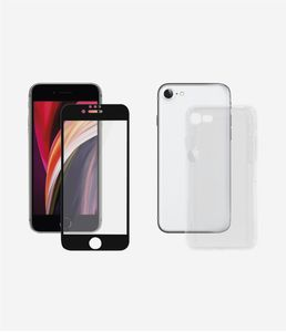 PanzerGlass Case Friendly With Case 360-protection iPhone SE (2020), iPhone 8, iPhone 7, iPhone 6/6s (B2679)
