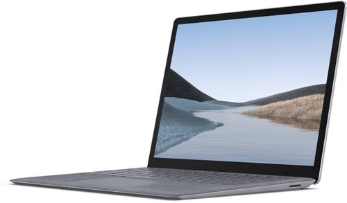 "MICROSOFT Surface Laptop 3 13,5"" touch Platinum Core i5-1035G7,  8GB RAM, 256GB SSD, Windows 10 Home (V4C-00012)"