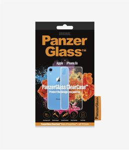 PanzerGlass ClearCase for iPhone XR (0190)