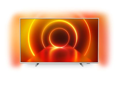 "PHILIPS 43"" 4K Smart TV 43PUS7855 4K UHD LED Smart TV,  Ambilight 3-sided (43PUS7855/12)"