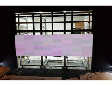 SAMSUNG LED Signage The Wall Framekit 1x1 (VG-LFJ08SWW/EN)