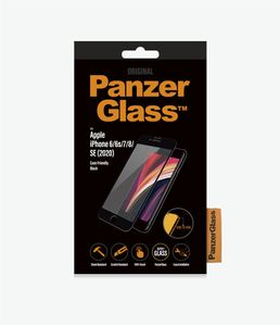 PanzerGlass Case Friendly iPhone SE (2020), iPhone 8, iPhone 7, iPhone 6/6s (2679)