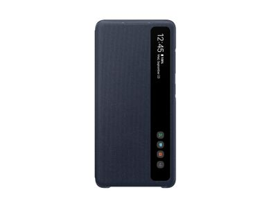 SAMSUNG Smart C View Cover S20 FE Navy (EF-ZG780CNEGEW)