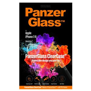 PanzerGlass ClearCase for iPhone 7/8 (0192)