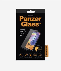 PanzerGlass Samsung Galaxy A31/A32 Cas Friendly, Black (7226)