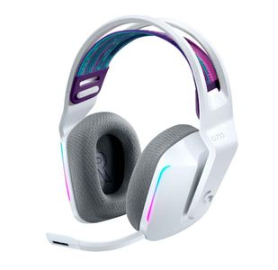 LOGITECH G733 LIGHTSPEED Wireless RGB Gaming Headset - WHITE - EMEA (981-000883)