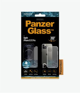 PanzerGlass Apple iPhone 12/12 Pro AB w. PG Case (B2708)