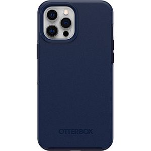 OTTERBOX Symmetry Series+ iPhone 12 Pro Max with MagSafe Navy captain blue (77-80495)