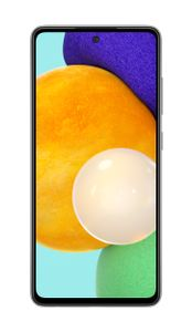 SAMSUNG Galaxy A52 5G Enterprise Edition Snapdragon 720g 6.5inch 6GB 128GB 4500mAh Awesome Black Android OS (SM-A526BZKDEEB)