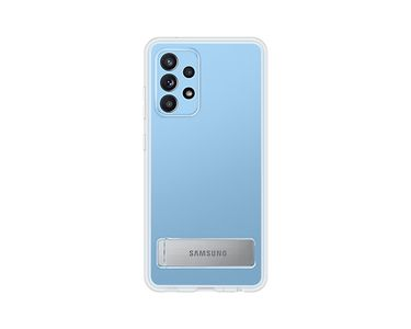 SAMSUNG CLEAR STANDING COVER GALAXY A52 TRANSPARENT ACCS (EF-JA525CTEGWW)
