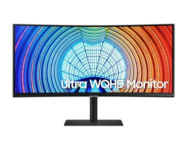 SAMSUNG S34A650 34IN 21:9 WIDE CURVED 3440X1440 4MS HDMI MNTR (LS34A650UXUXEN)