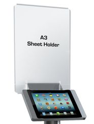 BOX IT BOX IT A3 Sheet holder (vertical placing only)