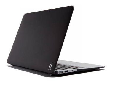 Aiino Aiino - MacBook Air 13 Hard Case Matte - Black (AIMBA13M-BLK)