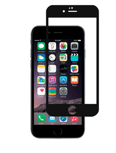 Aiino Aiino Screen Protector for iPhone 6 Edge to Edge Black (AISPAP6CRV-BK)