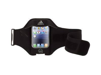 Adidas Adidas Mi Coach Armband for iPhone 4 - Black (GB01817)