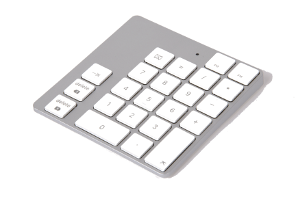 LMP LMP Bluetooth Keypad2 for Magic Keyboard (23 keys) (14300)