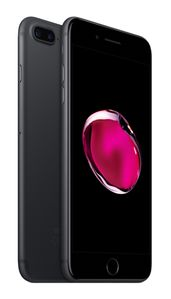 APPLE iPhone 7 Plus - 128GB Black (MN4M2QN/A)