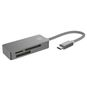 KANEX Kanex USB-C to to SD 3-Port Card Reader Space Grey