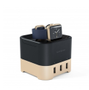 Satechi Satechi Smart Charging Stand Apple Watch/iPhone Gold