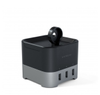 Satechi Satechi Smart Charging Stand Apple Watch/ iPhone Space Grey (ST-AWCSM)