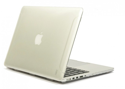 "Aiino - MacBook Pro 15"" TB 2016 Hard Case Glossy - Clear"