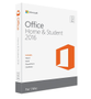 MICROSOFT Microsoft Office Mac Home & Student 2016