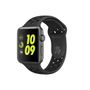 APPLE AW Nike+, 42mm Space Grey Alu w/ Anthr/Black Nike Sport Band
