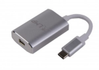 LMP LMP USB-C to Mini DisplayPort Adapter 4K@60Hz Silver (16134)