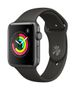 APPLE AW Series 3 GPS, 42mm Space Grey Alu Case Grey Sport Band