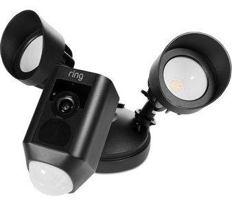 RING Ring Floodlight Cam Black (8SF1P7-BEU0)