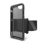 Bodyguardz Bodyguardz Trainr Pro w/ Armband, iPhone 6/7/8 Black/Grey