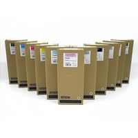 EPSON Blekksett - SP 7900/9900/7700/9700/7890 350ml